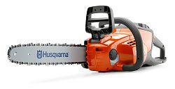 Husqvarna 120i Battery Chainsaw | Plymouth Garden Machinery