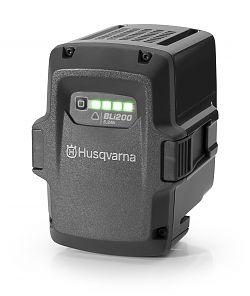 Husqvarna BLi200 5.2Ah battery | Plymouth Garden Machinery