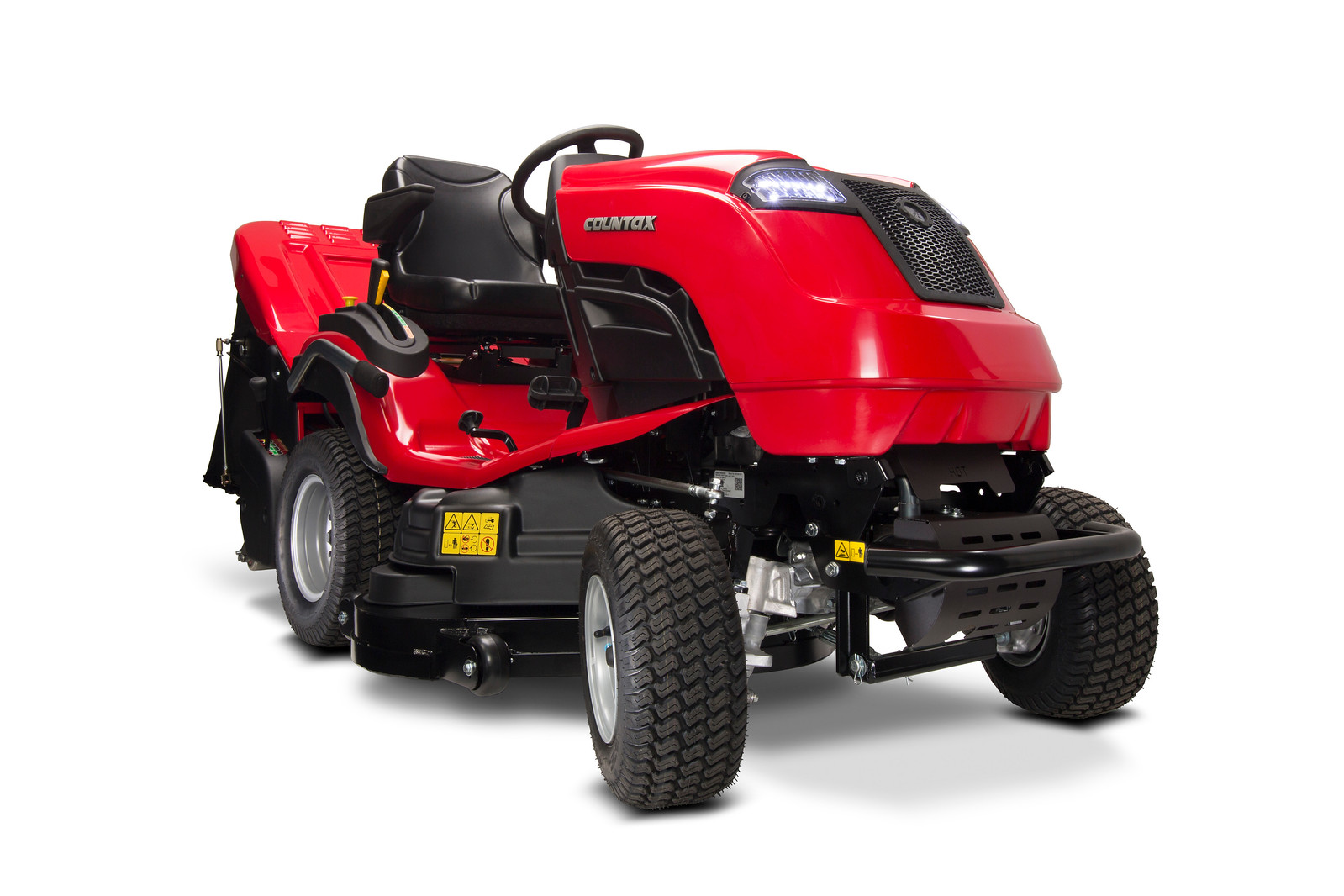Countax B255-4WD Ride on Mower | Plymouth Garden Machinery