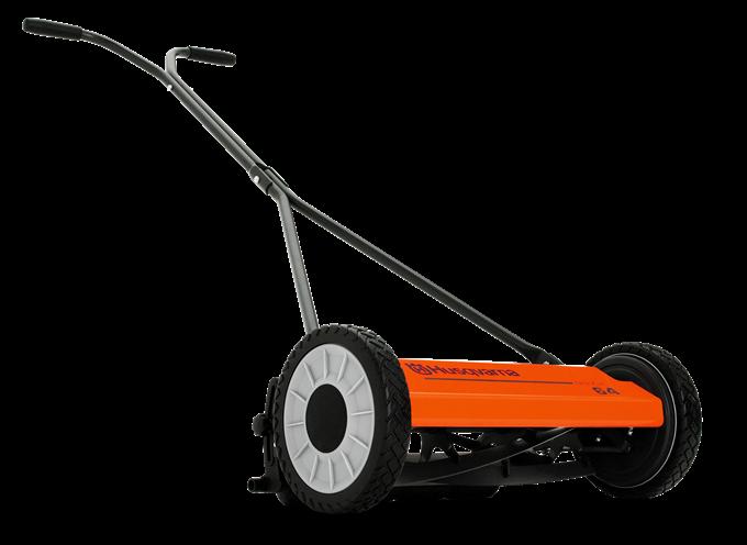 Husqvarna 64 push cylinder mower | Plymouth Garden Machinery