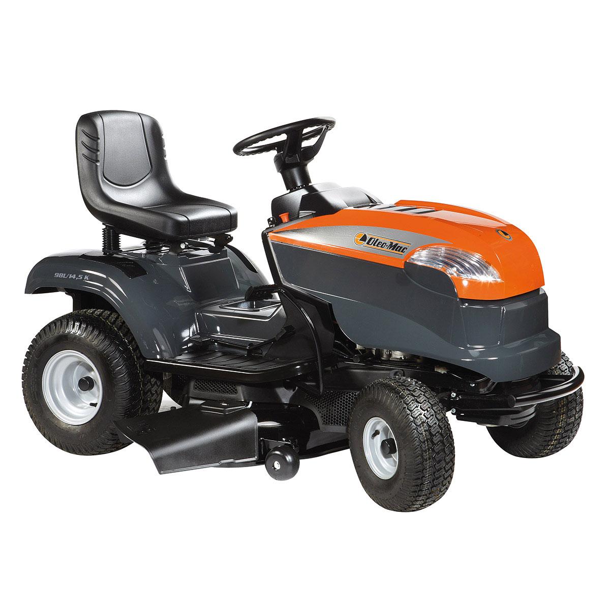 Oleo-Mac OM98L Side Discharge Garden Tractor | Plymouth