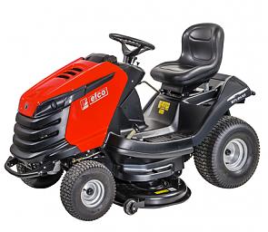 Efco 107L 24KH Twin cylinder garden tractor