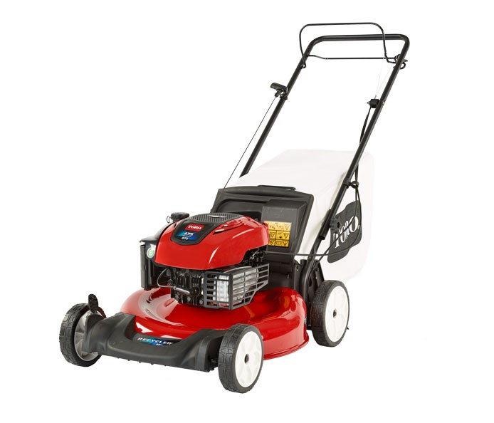 Toro Recycler Easy-to-Use 53cm Lawn Mower  Plymouth Garden Machinery