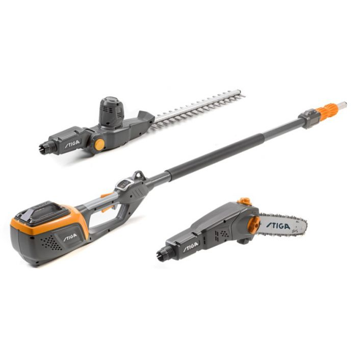 Stiga SMT500AE Cordless Pruner and Hedger   Plymouth Garden Machinery