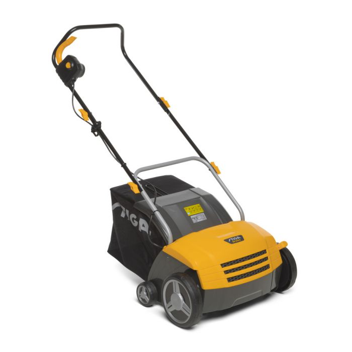 Stiga SV213E Lawn Aerator and Scarifier | Plymouth Garden Machinery