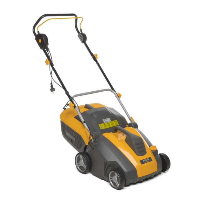 Stiga SV415E Lawn Aerator and Scarifier   Plymouth Garden Machinery