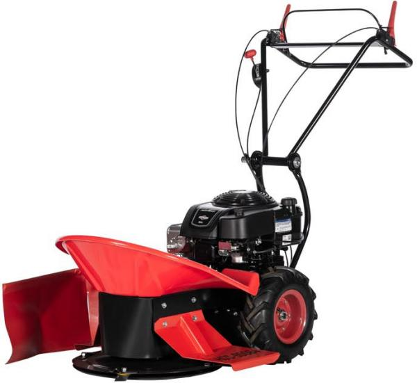 Lumag HGS87564 Petrol High Grass and Brush Mower | Plymouth Garden Machinery