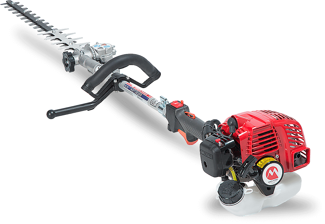 Maruyama AHT2630D-L Long Reach Hedgetrimmer | Plymouth Garden Machinery