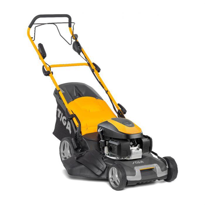 Stiga Combi SVEQ H Honda Powered Electric Start Mower | Plymouth Garden Machinery