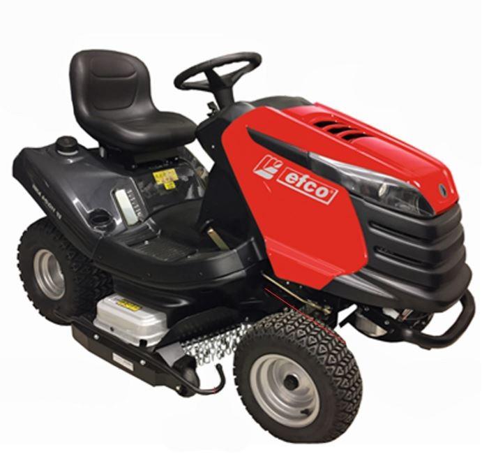 Efco EF110-24KH Professional Garden Tractor | Plymouth Garden Machinery