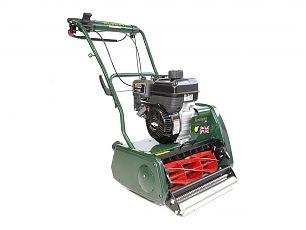 Allett Kensington 20B Petrol Cylinder Mower   Plymouth Garden Machinery