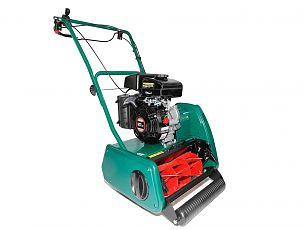 Allett Classic 14L Petrol Cylinder Mower   Plymouth Garden Machinery