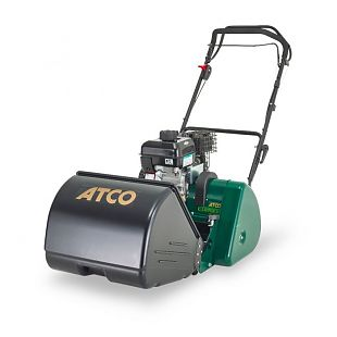Atco Clipper 16   Plymouth Garden Machinery