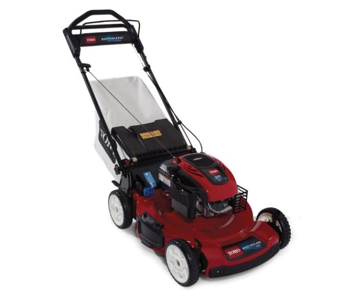Toro Recycler 'Versatile' (21762) | Plymouth Garden Machinery