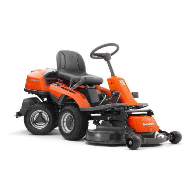 Husqvarna R214TC Compact Rider | Plymouth Garden Machinery