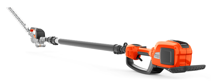 Husqvarna 520iHT4 Telescopic Battery Pole Hedgetrimmer | Plymouth Garden Machinery