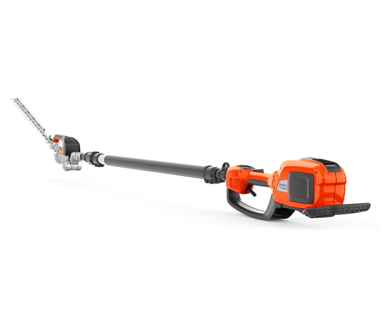Husqvarna 520iHT4 Telescopic Battery Pole Hedgetrimmer | Plymouth Garden Machinery